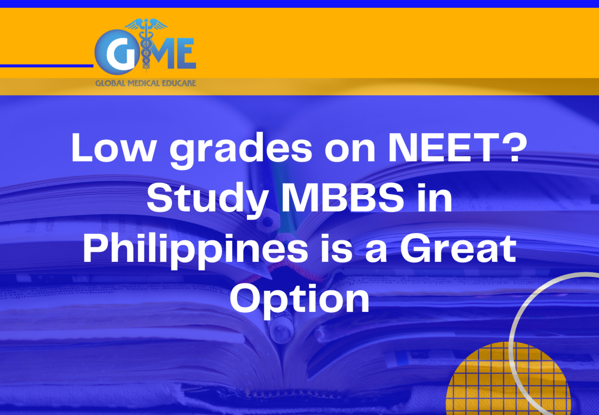 Low grades on NEET? Study MBBS in Philippines is a Great Option